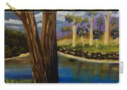 Summer In The Snowy River Region Carry-all Pouch