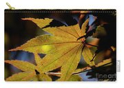 Summer Japanese Maple - 1 Carry-all Pouch