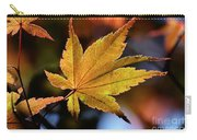 Summer Japanese Maple - 2 Carry-all Pouch
