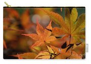 Summer Japanese Maple - 3 Carry-all Pouch