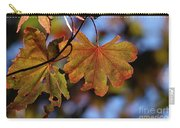 Summer Japanese Maple - 4 Carry-all Pouch