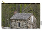 Summer Kitchen In Spring - Colonial Stone Carry-all Pouch