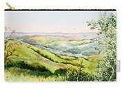 Summer Landscape Inspiration Point Orinda California Carry-all Pouch