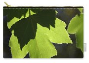 Summer Maple Leaves Carry-all Pouch
