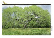 Summer Mesquite Tree Carry-all Pouch