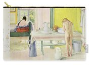 Summer Morning Pub In Lasst Licht Hinin Let In More Light Carry-all Pouch