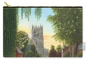 Summer Morning St. Mary Carry-all Pouch