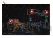 Summer Night At The Pier Carry-all Pouch