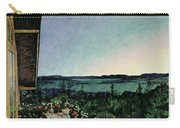 Summer Night Carry-all Pouch by Harald Oscar Sohlberg