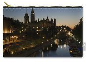 Urban Summer Night.. Carry-all Pouch