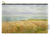 Summer On The Cliffs Carry-all Pouch