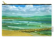 Summer On The Irish Coast Carry-all Pouch