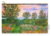 Summer Path At Rock Castle Gorge Carry-all Pouch