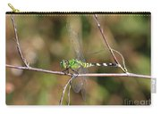 Summer Pondhawk Dragonfly Carry-all Pouch