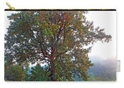 Summer Poplar Tree Filtered Carry-all Pouch
