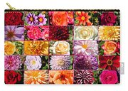 Summer Roses And Dahlias 2013 Carry-all Pouch