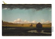 Summer Showers Carry-all Pouch by Martin Johnson Heade