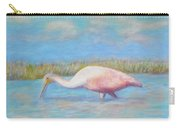 Summer Spoonbill Carry-all Pouch