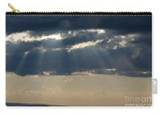 Summer Storm Clouds Carry-all Pouch