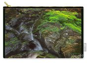 Summer Stream Waterfall Carry-all Pouch