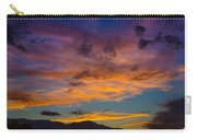 Summer Sunset Colorado Carry-all Pouch