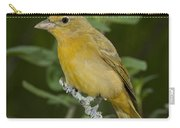 Summer Tanager Hen Carry-all Pouch