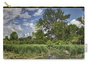 Summer Time At Moraine View State Park Carry-all Pouch