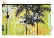Summer Time In The Tropics By Madart Carry-all Pouch