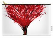 Summer Tree Painting Isolated Carry-all Pouch