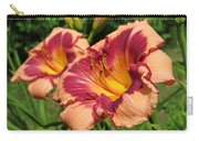 Summer Valentine Pair Carry-all Pouch