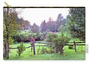 Summer Valley Fence Carry-all Pouch