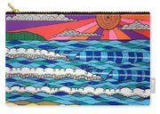 Summer Vibes Carry-all Pouch by Susan Claire