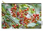 Summer Wild Berries Carry-all Pouch