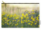 Summer Wildflowers On The Rim  Carry-all Pouch