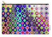 Summer's Colourful Nights Carry-all Pouch