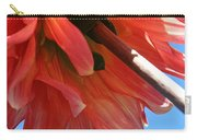 Summer's End Dahlia Carry-all Pouch