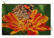 Summers Last Butterfly Carry-all Pouch