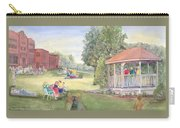 Summertime At The Gazebo Carry-all Pouch