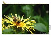 Summertime Bee Carry-all Pouch
