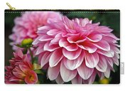 Summertime Blossoms Carry-all Pouch