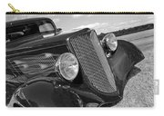 Summertime Blues In Black And White - Ford Coupe Hot Rod Carry-all Pouch