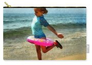 Summertime Girl Carry-all Pouch
