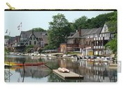 Summertime On Boathouse Row Carry-all Pouch