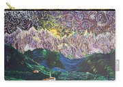 Sun And Moon Night Carry-all Pouch