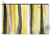 Sun And Shadows- Abstract Painting Carry-all Pouch