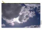 Sun Behind The Clouds Carry-all Pouch