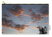 Sun Clouds Carry-all Pouch