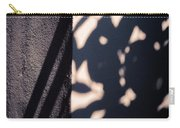 Sun Dappled Wall Carry-all Pouch by Silvia Ganora