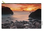 Sun Descends On Northcoast Carry-all Pouch