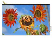 Sun Drenched In Autumn By Diana Sainz Carry-all Pouch